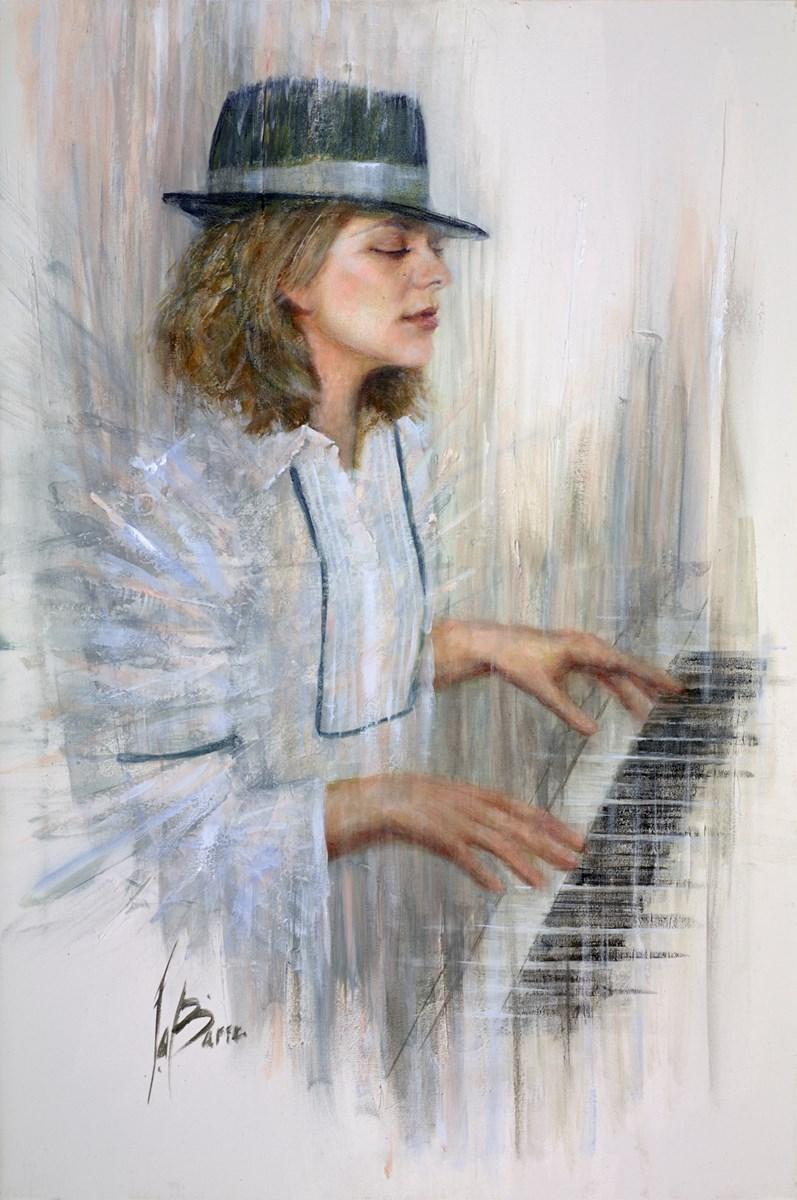 Jazz Woman I